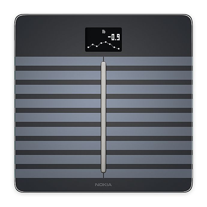 Alternate image 1 for Nokia® Heart Health and Body Composition WiFi Scale