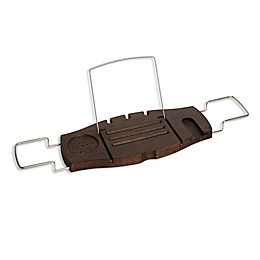Umbra Aquala Bathtub Caddy in Walnut