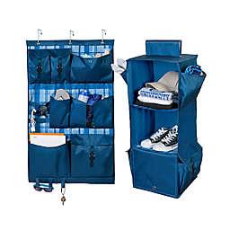 Honey-Can-Do® 2-Piece Closet Organizer Kit