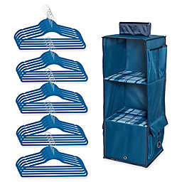 Honey-Can-Do® 2-Piece Closet Organization Kit