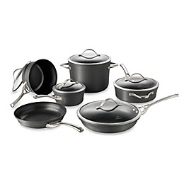 Calphalon® Contemporary™ Nonstick 11-Piece Cookware Set