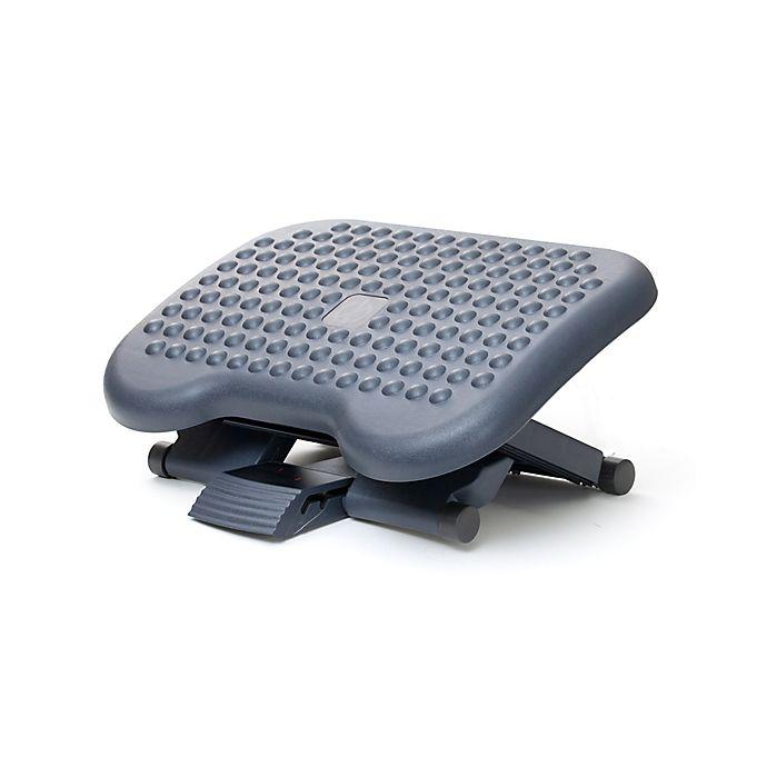 Swell Mind Reader Adjustable Height Tilt Ergonomic Foot Rest In Black Ncnpc Chair Design For Home Ncnpcorg