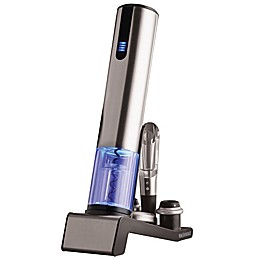 Wine Enthusiast® Electric Automatic Wine Opener and Preserver