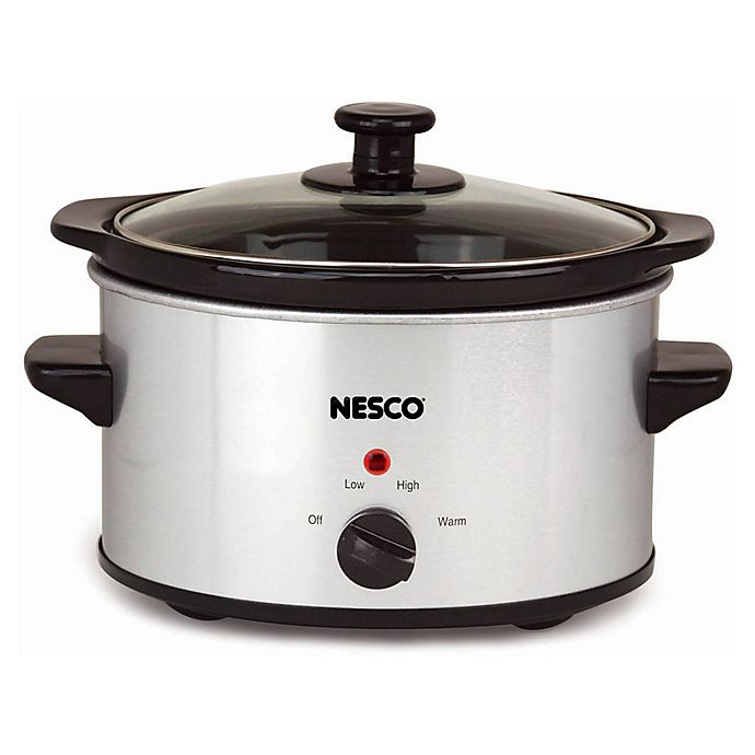 Alternate image 1 for NESCO® 1.5 qt. Everyday Slow Cooker