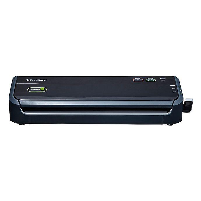 Alternate image 1 for FoodSaver® FM2000-000 Vacuum Sealer in Black
