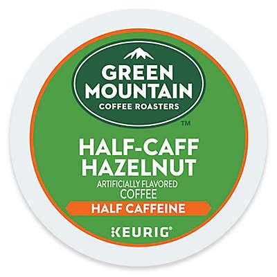 Keurig® K-Cup® Pack 18-Count Green Mountain® Half-Caff Hazelnut Coffee