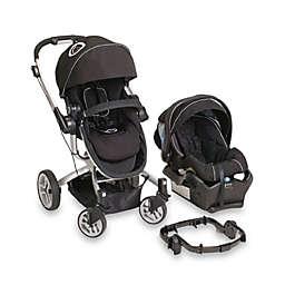 teutonia® t-linx stroller system - Black