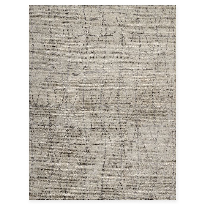 9x12 New Nourison Nourmak Hand Knotted Wool Reversible: Nourison Ellora Hand-Knotted Area Rug
