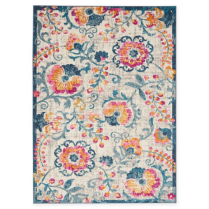 Alternate image 1 for Nourison Passion 3'9 x 5'9 Loomed Area Rug in Ivory