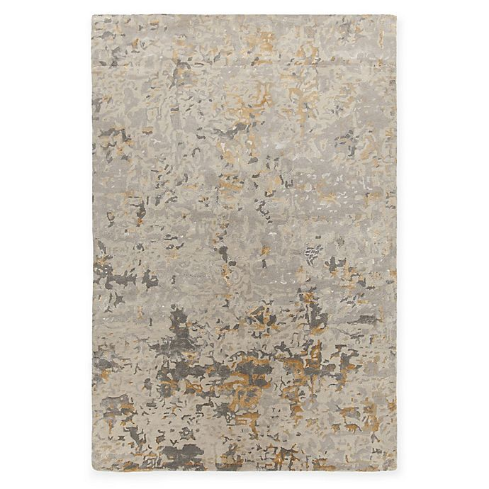Alternate image 1 for Chandra Rugs Rupec 9' x13' Hand Tufted Area Rug in Beige/Gold