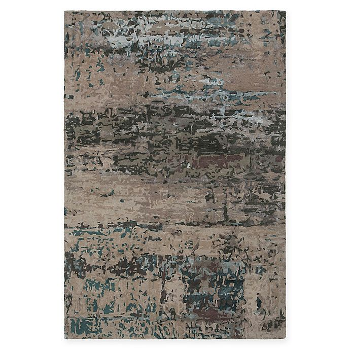 Alternate image 1 for Chandra Rugs Rupec 9' x 13' Hand Tufted Area Rug in Beige/Blue
