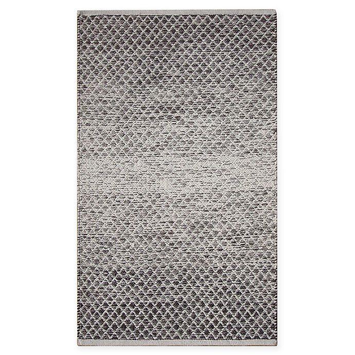 Alternate image 1 for Chandra Rugs Tanya 7'9 x 10'6 Area Rug in Black/White