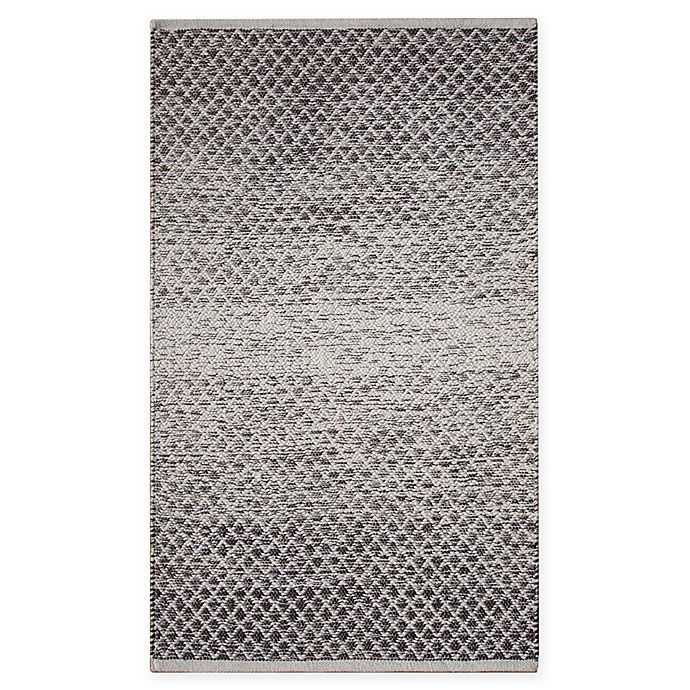 Alternate image 1 for Chandra Rugs Tanya 9' x 13' Area Rug in Black/White