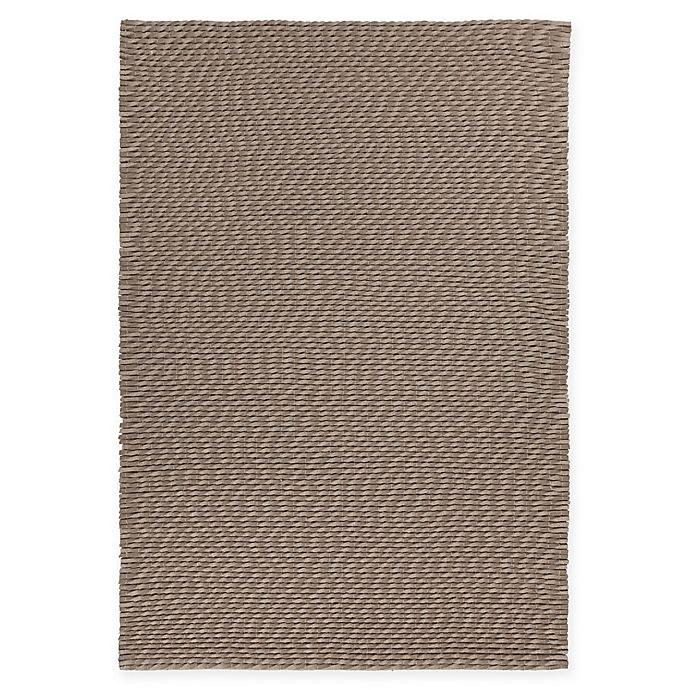 Chandra Rugs Renea Area Rug in Taupe