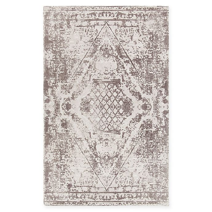 Alternate image 1 for Chandra Rugs Tayla Hand-Tufted 7'9 x 10'6 Area Rug in Grey/White