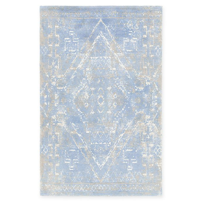 Alternate image 1 for Chandra Rugs Tayla Hand-Tufted 7'9 x 10'6 Area Rug in Blue/Grey