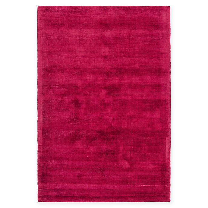 Alternate image 1 for Chandra Rugs Gelco Hand-Woven 7'9 x 10'6 Area Rug in Red