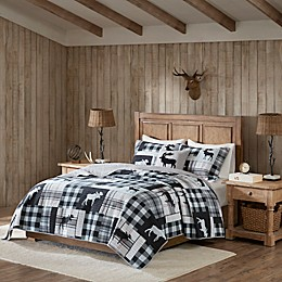 Woolrich® Sweetwater 4-Piece Reversible Quilt Set