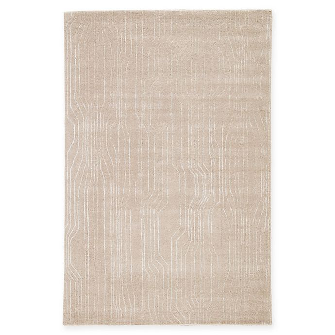 Alternate image 1 for Jaipur Howick 8' x 11' Hand Tufted Area Rug in Grey/Cream