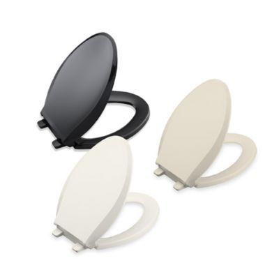 Terrific Kohler Cachet Quiet Close Quick Release Elongated Toilet Seat Beatyapartments Chair Design Images Beatyapartmentscom