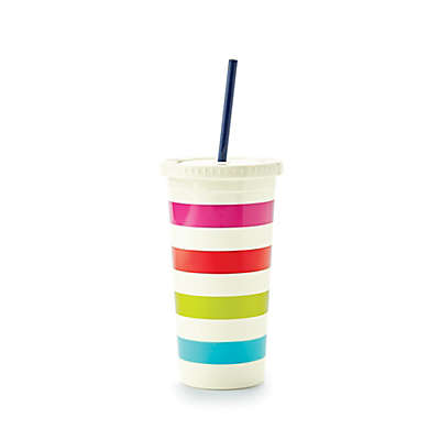 kate spade new york Candy Stripe Tumbler