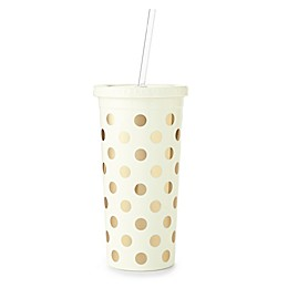 kate spade new york Gold Dots Tumbler