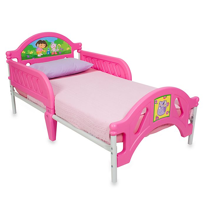 Nickelodeon by Delta Dora the Explorer Toddler Bed   Bed ...