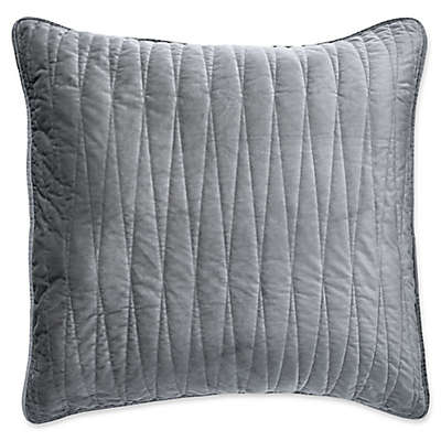 Brielle Velvet Square 16-Inch x 16-Inch Throw Pillow Cover