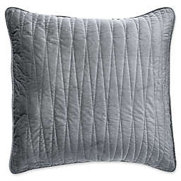 Brielle Velvet 16-Inch Square Throw Pillow Cover