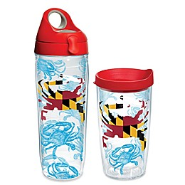 Tervis® Maryland Crab Flag Wrap Drinkware with Lid