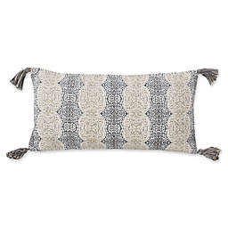 Thro Malikah Reversible Rectangular Decorative Pillows