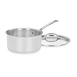 Cuisinart® 3-Quart Saucepan with Cover