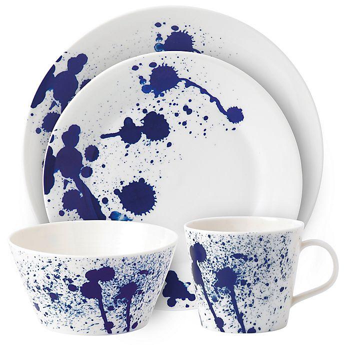 d1d2ff7c6d317 Royal Doulton® Pacific Splash 16-Piece Dinnerware Set