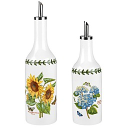 Portmeirion® Botanic Garden Oil and Vinegar Drizzler Set