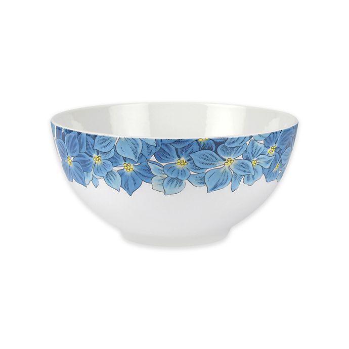 Alternate image 1 for Portmeirion® Botanic Blooms Hydrangea Serving Bowl