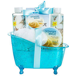 Freida & Joe Oceanside Breeze Bath Spa Set