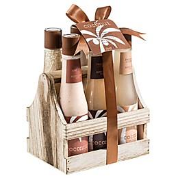 Freida & Joe Tropical Coconut Bath & Body Gift Set