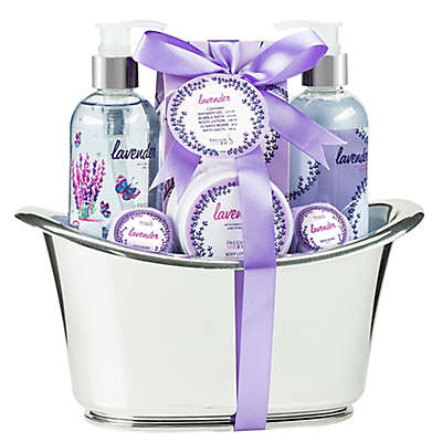 Freida & Joe Bath Lavender Spa Set