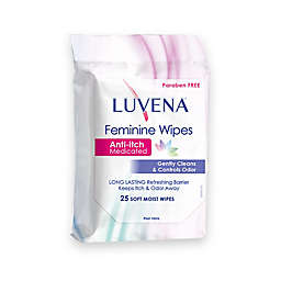 Luvena® 25-Count Anti-Itch Feminine Wipes