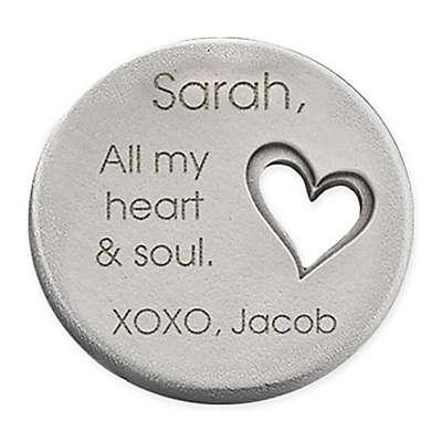 All My Love Heart Pocket Token