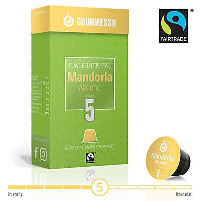 Gourmesso 10-Count Soffio Mandorla Espresso Capsules