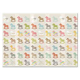 Parklon Pony Pattern Portable Play Mat