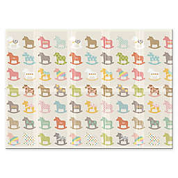 Parklon Pony Pattern Portable Play Mat