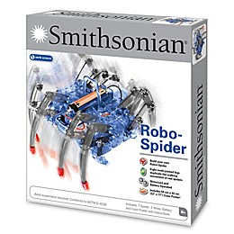 Smithsonian Robo-Spider