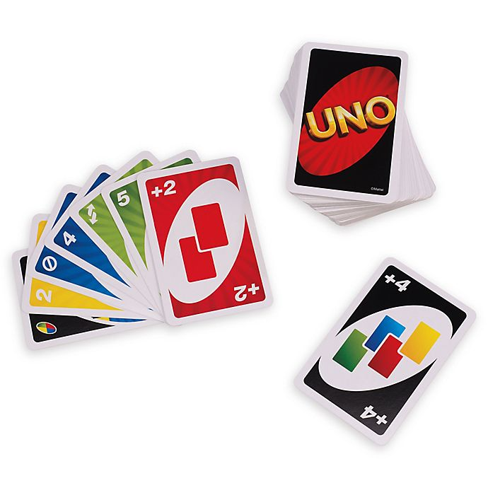 Alternate image 1 for UNO® Card Game