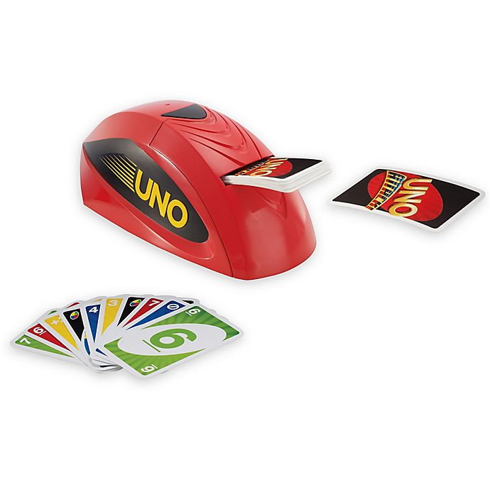 Alternate image 1 for UNO® Attack! Card Game