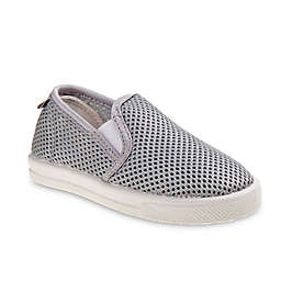 Josmo Shoes Mesh Slip-On Sneaker in Grey