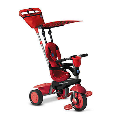 smarTrike® 4-in-1 Spirit Ladybug Trike in Red