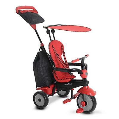 smarTrike® 4-in-1 Glow Trike in Red