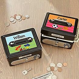 Just for Him Cash Box